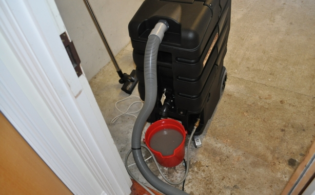 Enforcer Carpet Cleaner